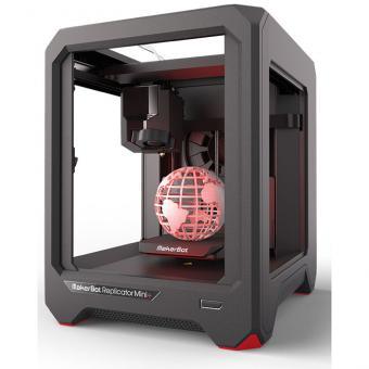 MakerBot Replicator Mini+, 3D-Drucker