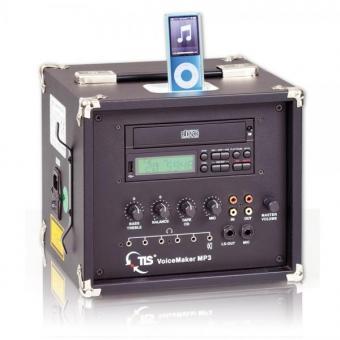 TLS VoiceMaker iPod