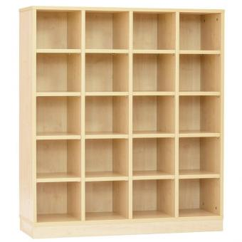 Garderoben-Fachregal CHIPPO ohne Boxen