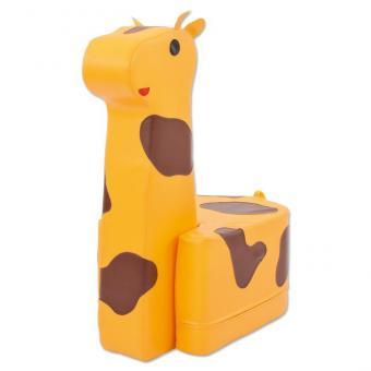 Soft-Sitzer Giraffe