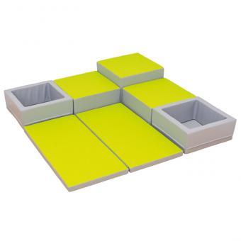 Spielmatten Set 7