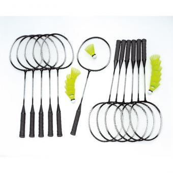 Alu-Line Badminton-Set 12