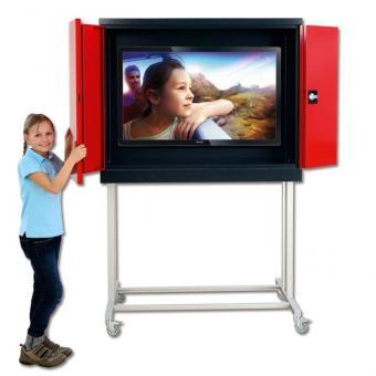 Secure TV-Wagen