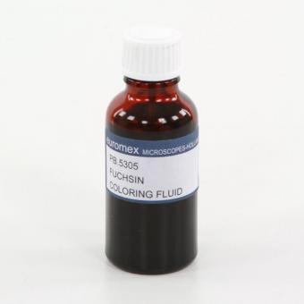 Färbemittel, Chemikalien zum Mikroskopieren Fuchsin