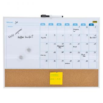 Whiteboard Monatsplaner