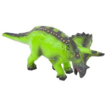 Triceratops, Naturkautschuk