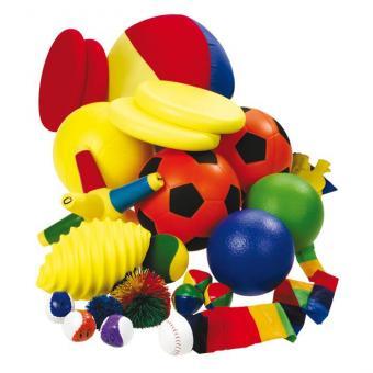 Ball-Set mit Bigbag