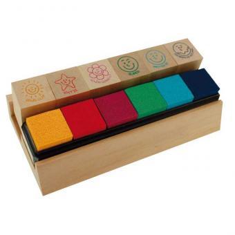 Lehrerstempel-Set
