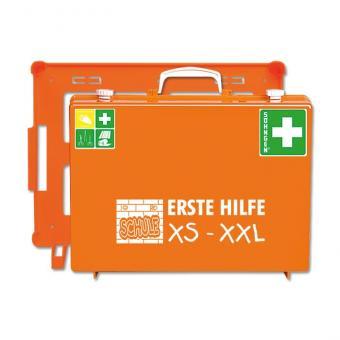 Erste-Hilfe-Koffer - Schule XS-XXL