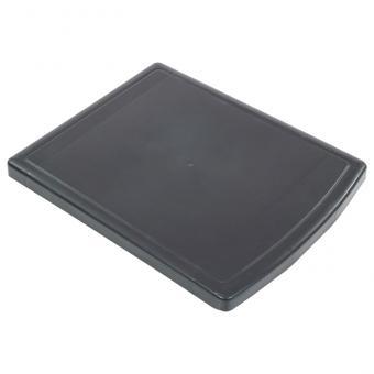 Deckel Flexeo Boxencontainer, schwarz