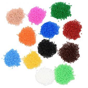 Midi-Bügelperlen - verschiedene Farben