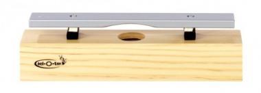 Sopran-Klangbausteine, Holz & Aluminium