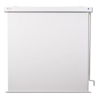 Rollfix Premium Kurbel Pro 200 x 200 cm - Format 1:1