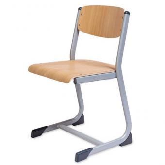 Schülerstühle, C-Fuß