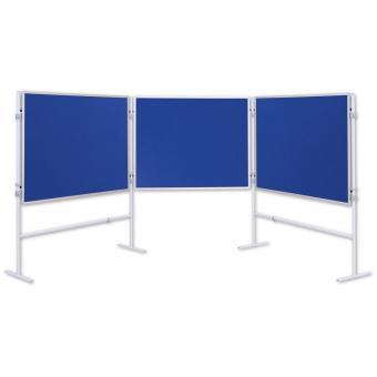 Spar-Sets: Stahlemaille blau, feststehend