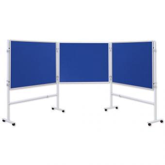 Spar-Sets: Stahlemaille blau, fahrbar