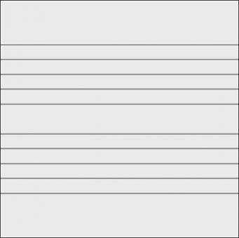 Lineatur 11W für Whiteboards