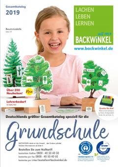 <b>Grundschule</b><br>Hauptkatalog 2019 <br>- 1036 Seiten-