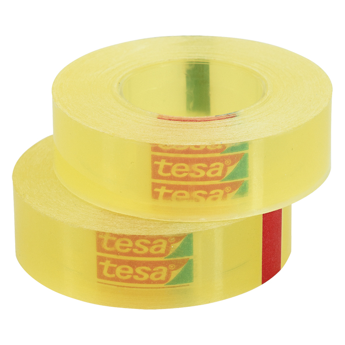 tesa Film 10 Rollen à 10 m x 15 mm