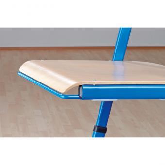 Ecoflex – anpassungsfähige  Schülerstühle Schülerstuhl Größe 5-7