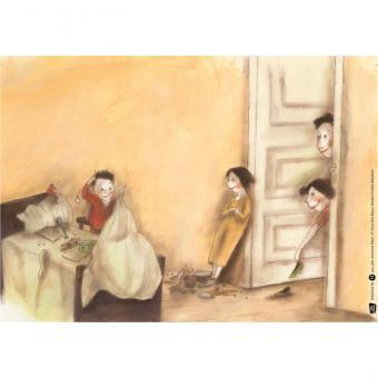 Kamishibai-Bildkarten, Der verlorene Otto