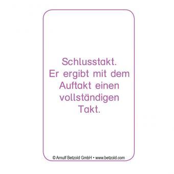 Allgemeine Musiklehre 2
