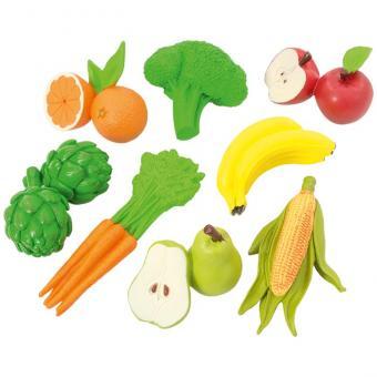 LeseDuo Obst und Gemüse