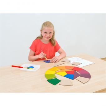 MDF-Farbkreis