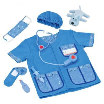 Kinder-Kostüm - Tierarzt