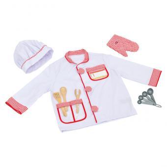 Kinder-Kostüm - Koch