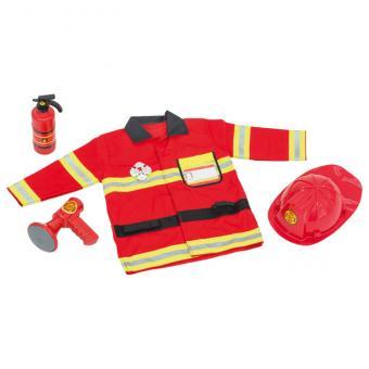 Kinder-Kostüm - Feuerwehrmann
