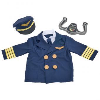 Kinder-Kostüm - Pilot