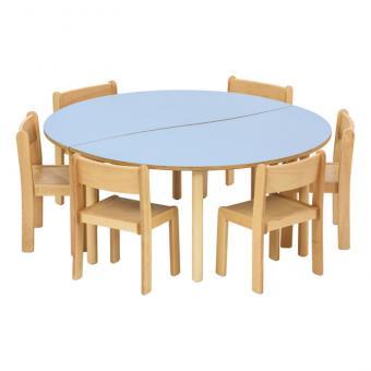 Trentino Stuhl-Tisch-Kombinationen