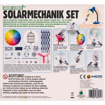 Solarmechanik-Set