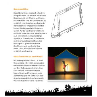 Praxisbuch, Schattentheater für Kinder