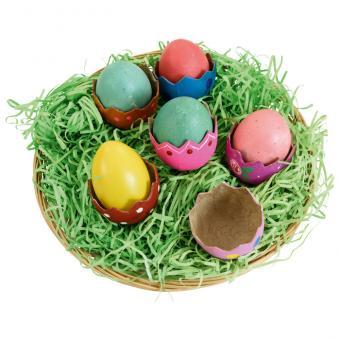 Eierbecher zum Selbstgestalten, 10 Stück