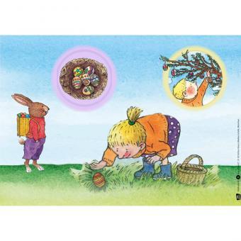 Ostern • Mit dem Erzähltheater durch das Kirchenjahr