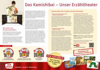 14 Blanko Bildkarten für das Kamishibai