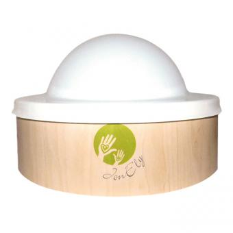 Kuppel für Leuchtkübel