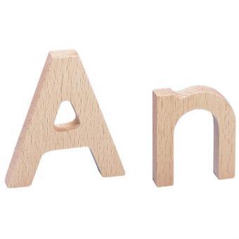 53 Holzbuchstaben