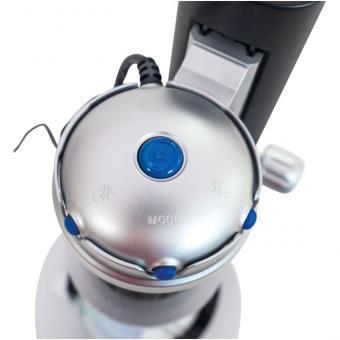 Handmikroskop mit LED-Stand