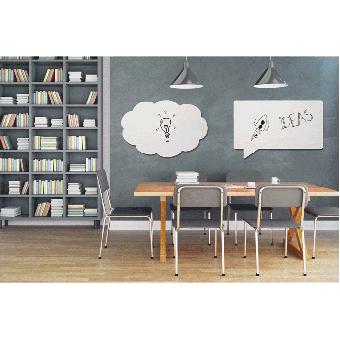 Whiteboard, Textblase