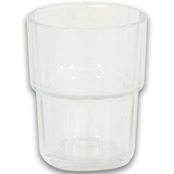 6 Gläser, klein