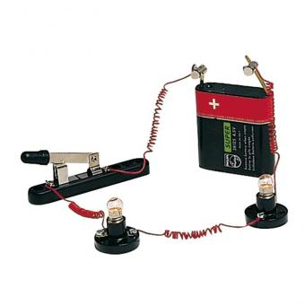 Experimentierbox: Stromkreise