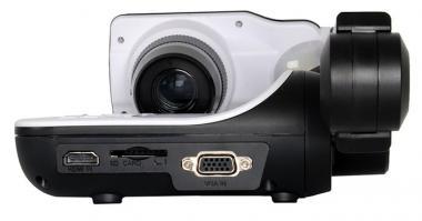 Spar-Set Optoma DC550 und Optoma W330