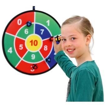 Zielscheiben Mathe