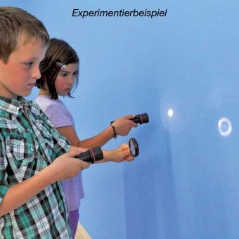 Experimentier-Koffer Licht und Schatten
