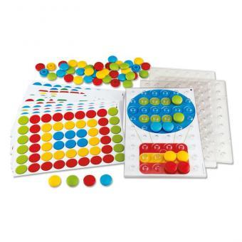 Mosaik-Steckspiel