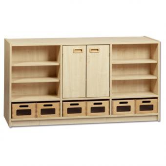 kindergarten regale g nstig online kaufen. Black Bedroom Furniture Sets. Home Design Ideas