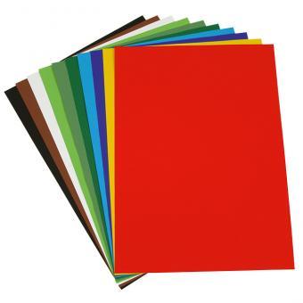400 Bogen Tonzeichenpapier
